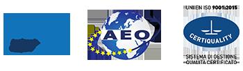 Certificasioni SQAS AEO ISO